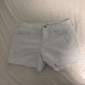Authentic American Heritage White Shorts